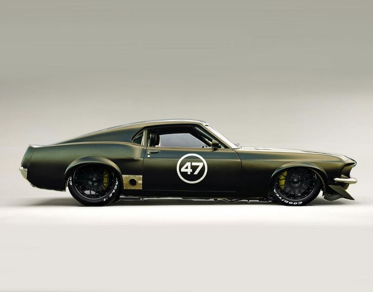 Do we have any muscle car fans here?