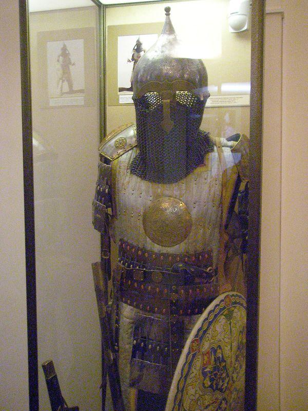 Golden Horde warrior's armor                                                                                                                                                                                 もっと見る