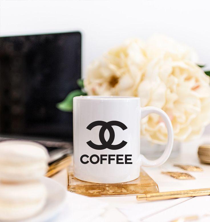 CC Coffee + Fashion Mug