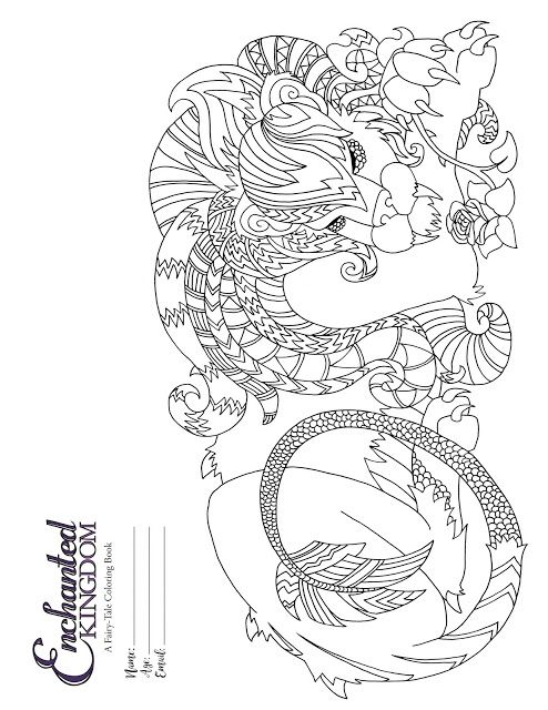 26 best ENCHANTED KINGDOM images on Pinterest Coloring books - copy coloring pages for your dad