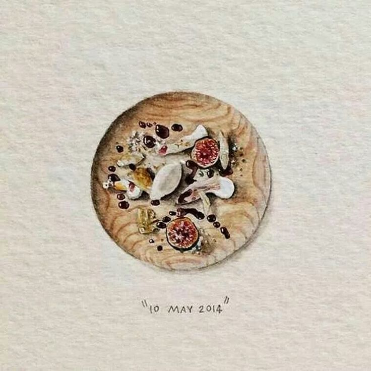 Lorraine Loots Creates Lovely Miniature Paintings For Her Project 365  Postcards For Ants
