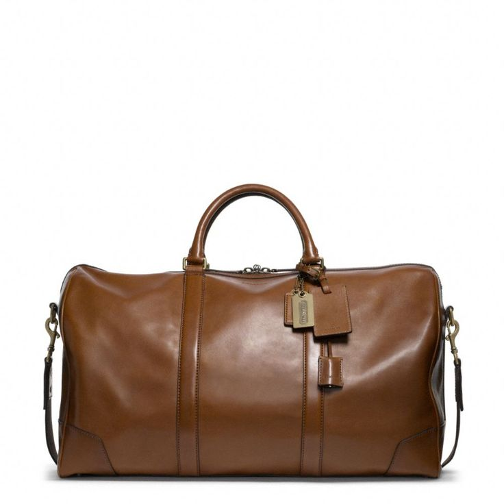 The Bleecker Cabin Bag In Leather from Coach