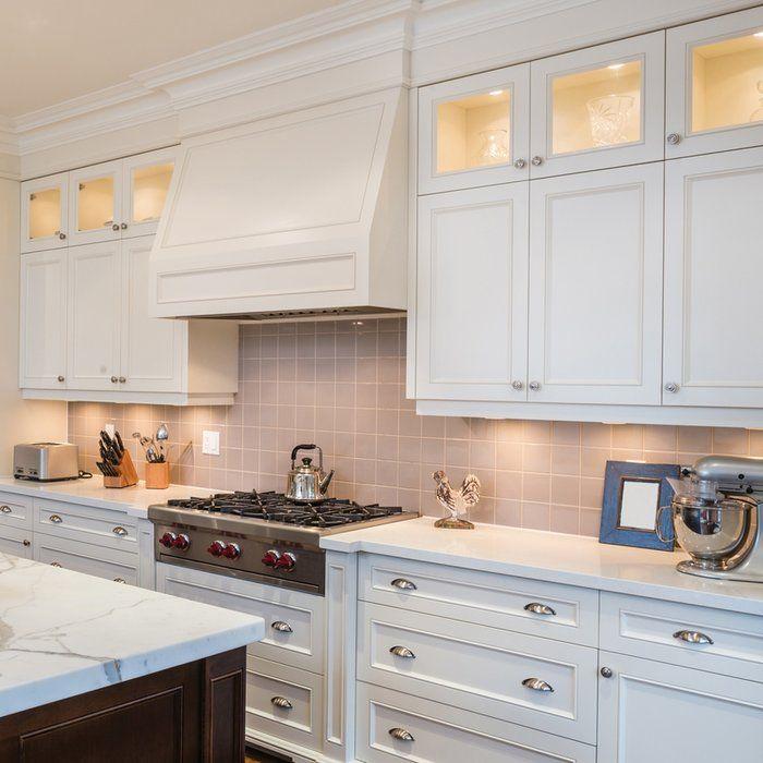 slim under cabinet puck light in 2019 apartment living kitchen rh pinterest com