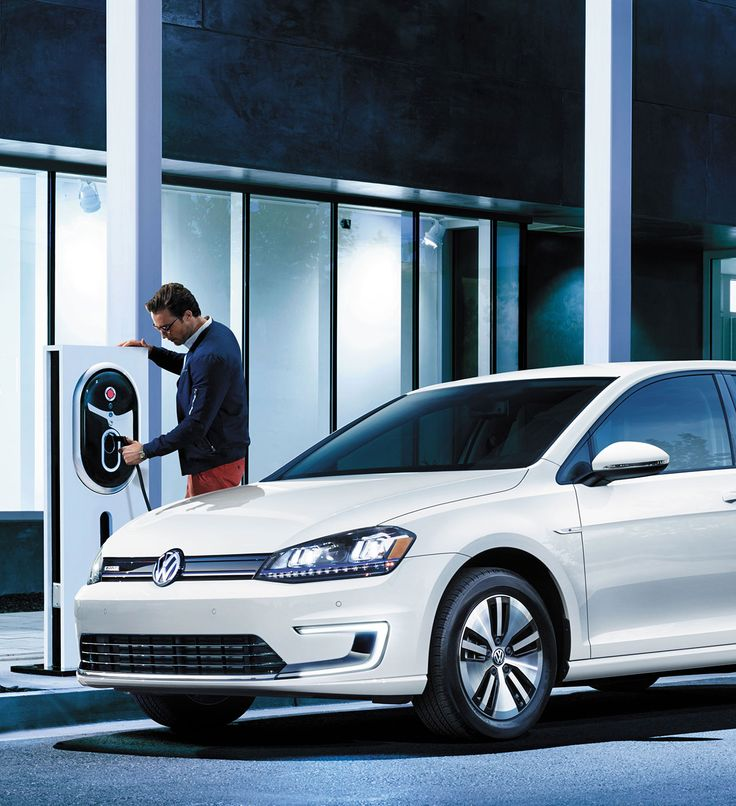 meilleure voiture électrique économie en carburant  vw e-golf