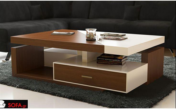 Τραπεζάκι Mix http://sofa.gr/trapezaki-saloniou-mix #coffeetable #τραπεζάκι  #decoraction