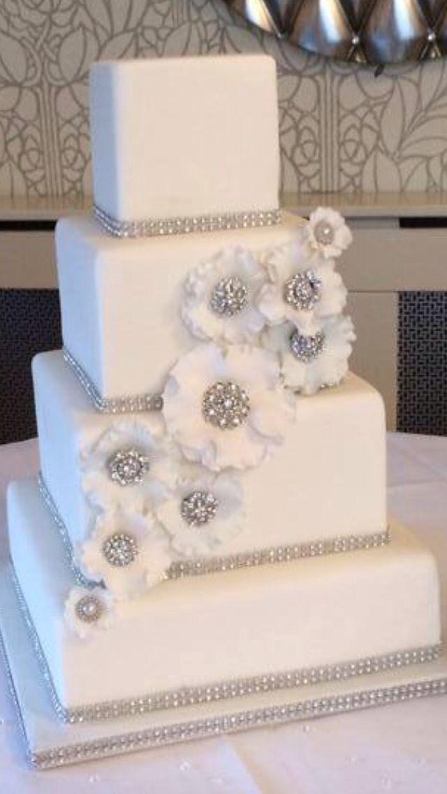 Jewelled cake 34 best My Wedding Cakes