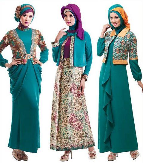 Sekarang ini banyak muslimah yang tampil selaku namun tetap syar'i. Dengan tubuh yang ideal tidaklah masalah dalam memilih baju, namun untuk para wanita yang bertubuh gemuk, sedikit mengalami kesulitan saat menabalkan pakaian.