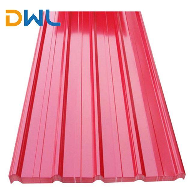 28 Gauge Industrial Roofing Sheet Iron Sheet Galvanized Steel Sheet Industrial Roofing