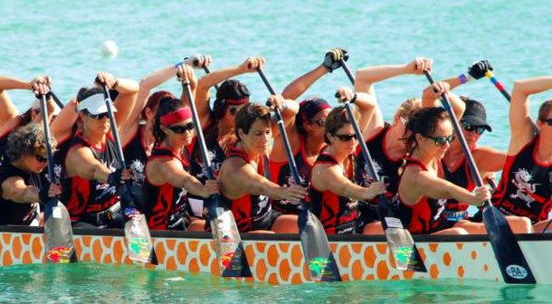 Every Seat Counts: The Importance of Your Position in a Dragon Boat