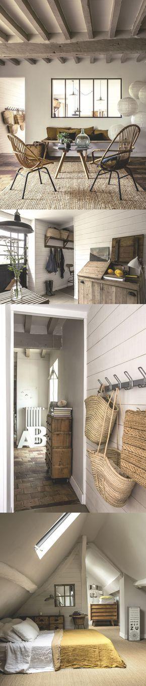Maison brocante en Normandie