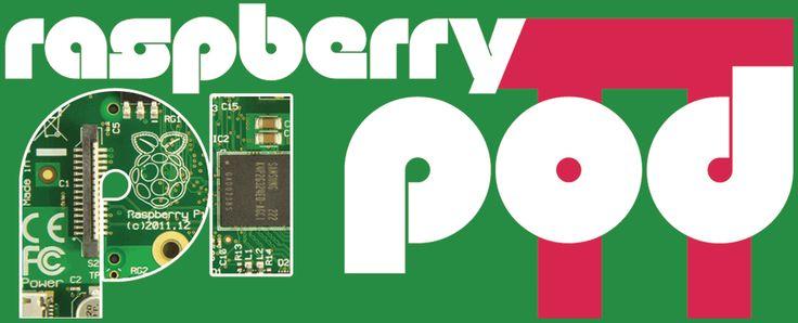 Raspberry PiPod