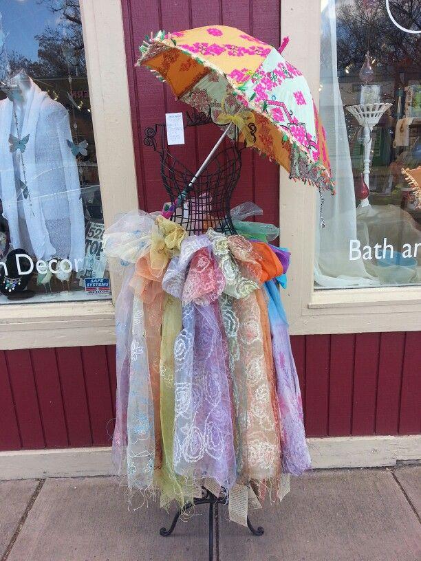 Silk scarves. $29.99
