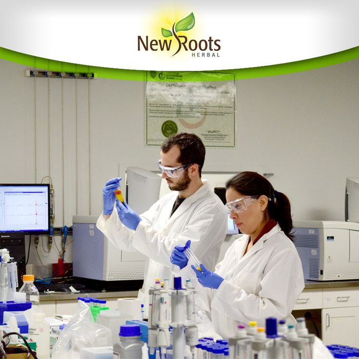 Our laboratory has some of the most advanced equipment to validate over 800 raw materials which are tested without exception. #LabFacts