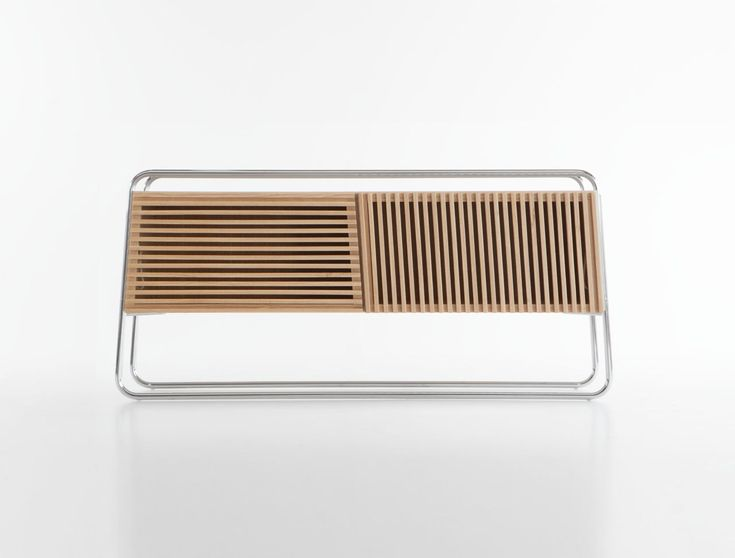 Marcel is a sideboard inspired by the Modernist movement. Designed by Fabrizio Simonetti for Formabilio.