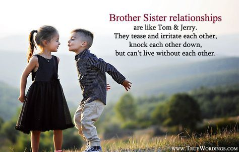 Beautiful Relationship Brother Sister Images HD, Cute Love Bonding of Siblings, I love my bro sis quotations messages slogans. Bro Hero