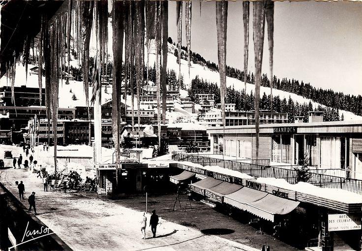 68 best images about vintage meribel 3vs on pinterest skiing chalets and vintage posters - Office du tourisme courchevel 1850 ...