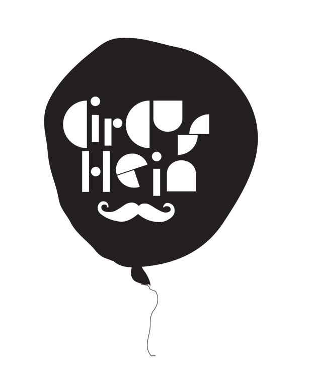 Circus Hein logo by All the way to Paris