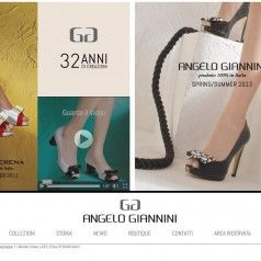 La web agency Map Communication mette la sua creatività nel web e firma il nuovo sito del brand di calzature Angelo Giannini