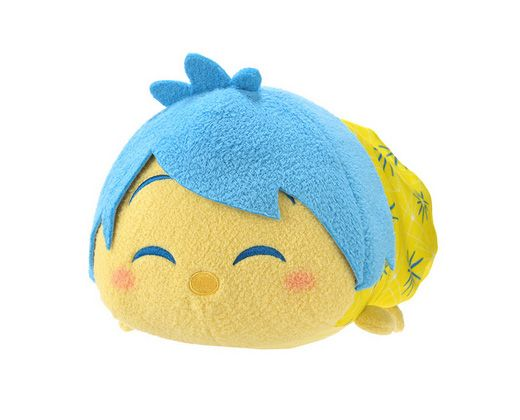 Joy (Medium) Tsum Tsum Plush, from Inside Out, only available in Japan