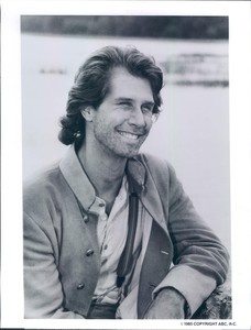 Parker Stevenson - my 2nd big crush...when i was in middle school