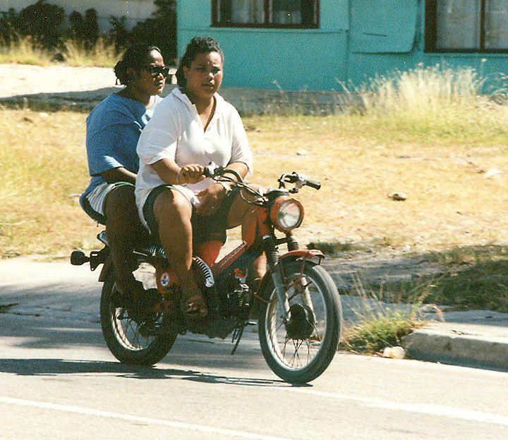 transportation in Nauru