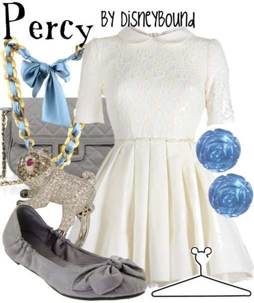 Percy by disneybound