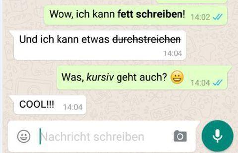 Genial!: 4 WhatsApp-Tricks, die ihr garantiert noch nicht kanntet   BRIGITTE.de