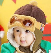 Inverno do bebê hat & cap quente dos desenhos animados recém-nascido crochet bonnet roupa infantil fotografia props gorros tudo para kid menino / menina acessórios(China (Mainland))