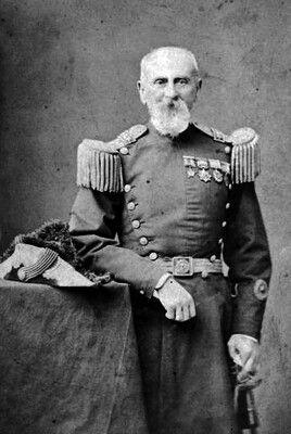 200 AÑOS DEL GENERAL SANTIAGO AMENGUAL | Academia de Historia Militar de Chile