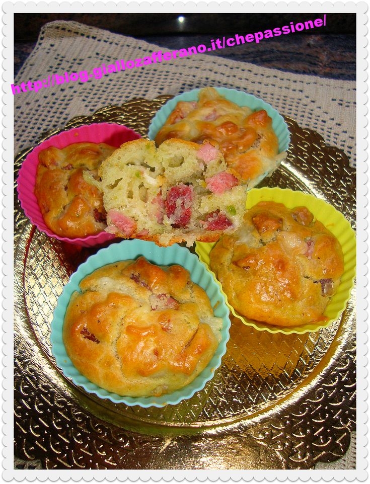 Muffin Con Salumi