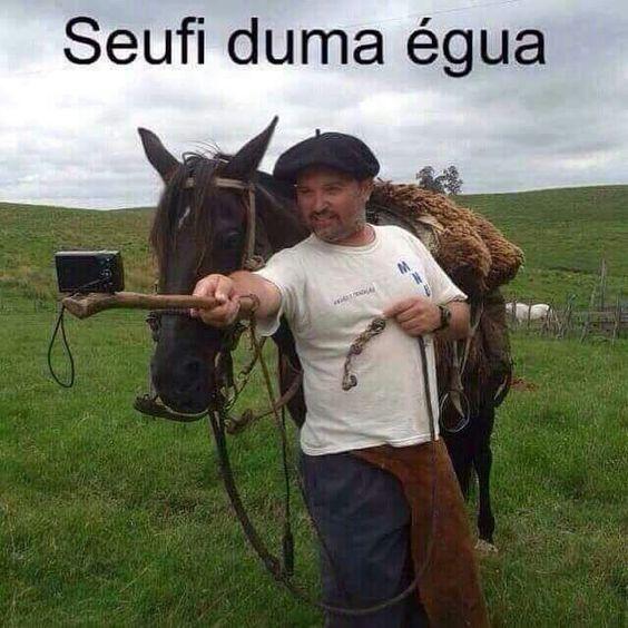 Diário de um Gaúcho Grosso: SELF DE GAÚCHO GROSSO
