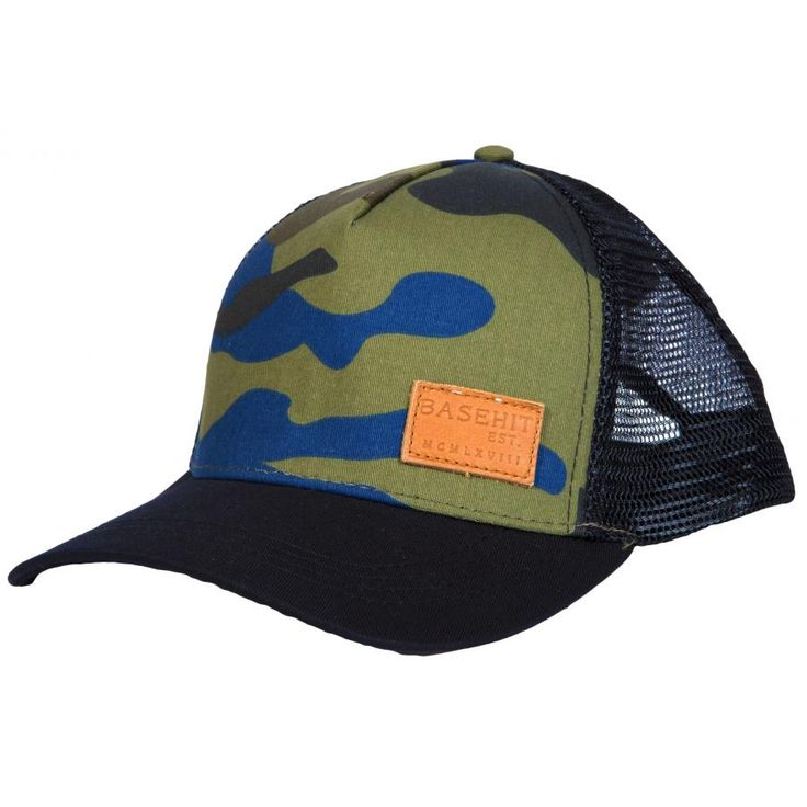 BASEHIT Ανδρικό fashion καπέλο, φιλέ