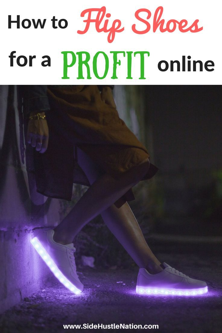 Looking for a good business idea that will earn you some good profits. Then selling sneakers online is something you should look into. Discover the sneaker aftermarket and learn how to buy low and sell high online. #buyshoesonline #resellshoesonline #sellingsneakers #entrepreneurship