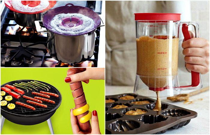 19 потрясающих приспособлений для кухни, которыми вам обязательно захочется обзавестись!
