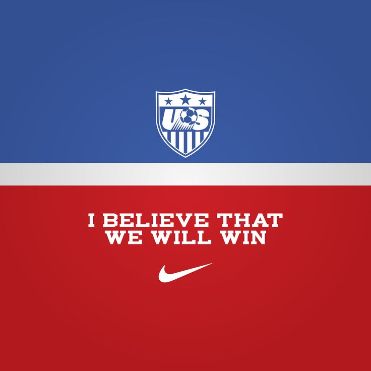 I Believe that We Will Win Wallpapers