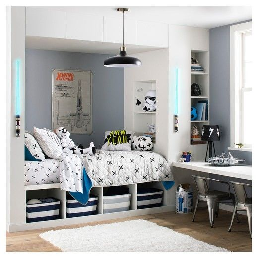 Fun and Functional Boys Bedroom Collection  Target Junior\u0027s room