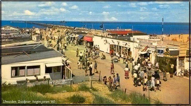 Bonanzastraatje, strand