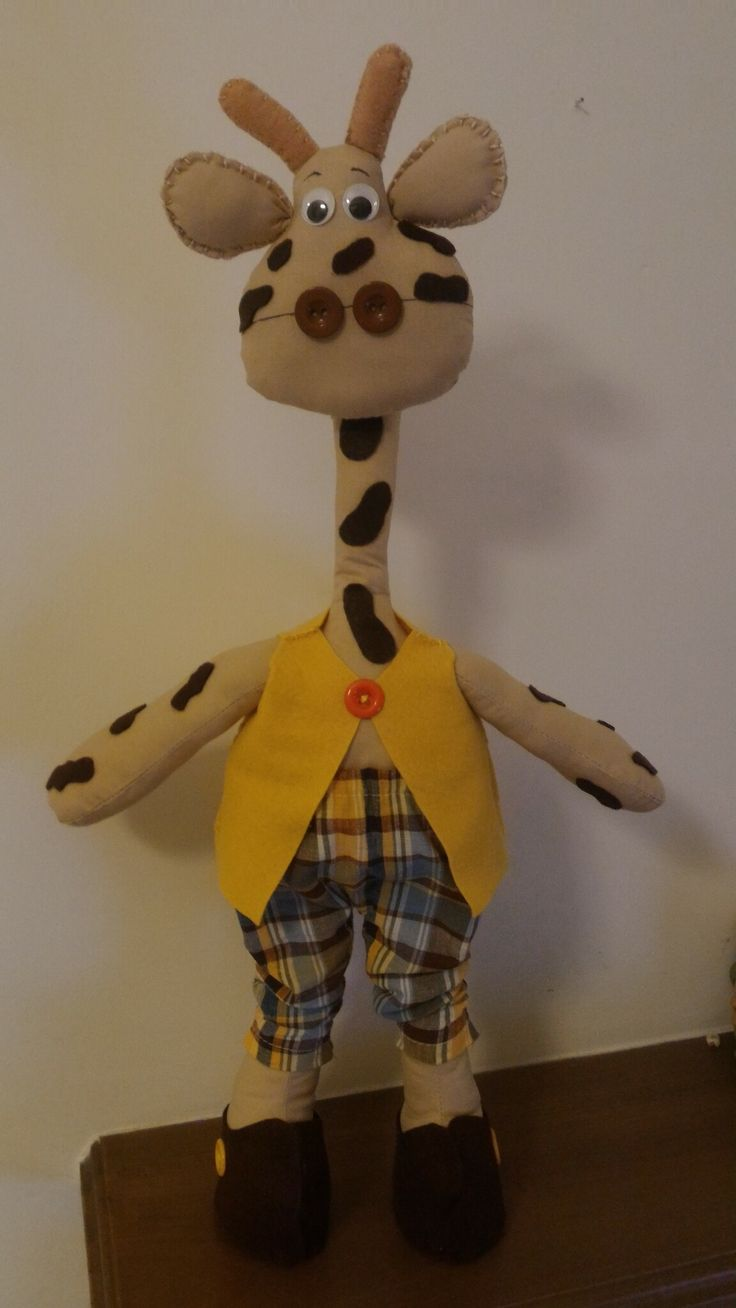 Giraffa fermaporta