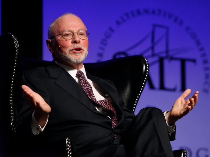 PAUL SINGER'S ELLIOTT: 'There is a deep underlying complacency which we think permeates global financial markets'