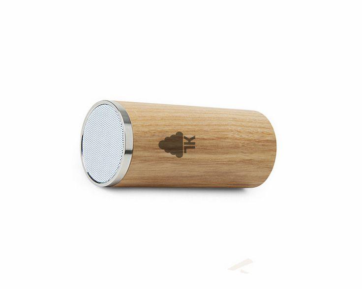 NYHET! Bluetooth Bambus | Treklokker.no