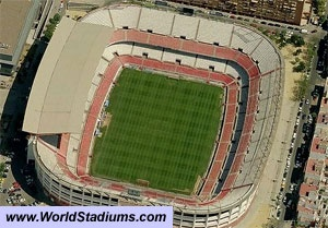 Estadio Ramon Sanchez Pizjuan, Sevilla FC