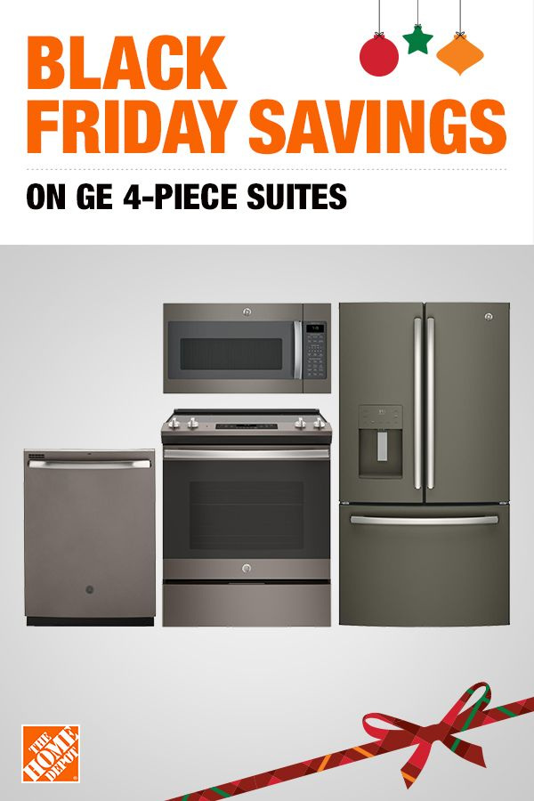 Get a full GE kitchen suite in a premium slate finish for ...