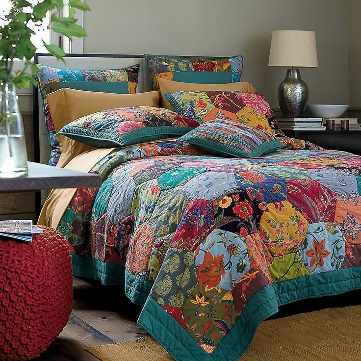 Honeycomb Quilt | The Company Store | Sewing Projects | Pinterest ...