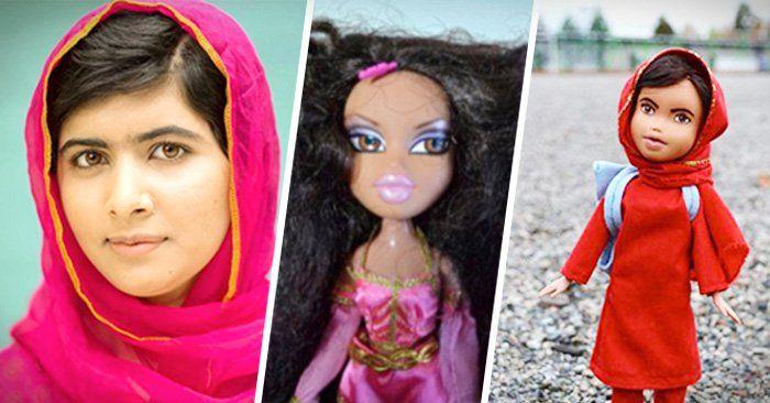 Wendy Tsao está transformando a las muñecas Bratz con su proyecto Mighty Dolls. Ella les quitó el maquillaje y las convirtió en mujeres inspiradoras reales