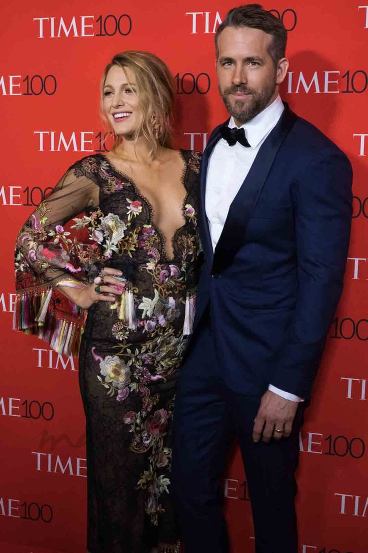 Ryan Reynolds y Blake Lively tan enamorados como siempre