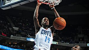 2012-13 Michael Kidd-Gilchrist Player Page | THE OFFICIAL SITE OF THE CHARLOTTE BOBCATS