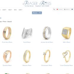 Gold Rings, Silver Rings for Sale | Visual.ly