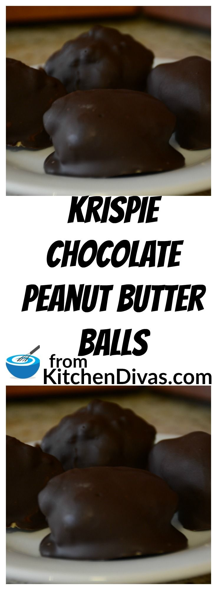 76251 best wow food group board images on pinterest kitchens krispie chocolate peanut butter balls forumfinder Choice Image