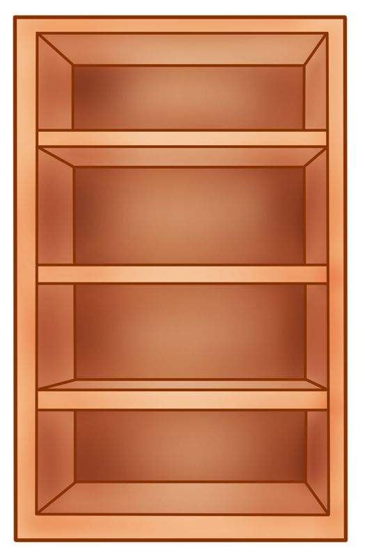 library shelves clipart - photo #45