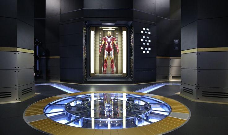 L'expo Marvel Avengers S.T.A.T.I.O.N s'installera à Paris dès le mois d'avril 2016 - http://www.leshommesmodernes.com/exposition-marvel-avengers-station/